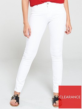 armani-exchange-super-skinny-jean-white