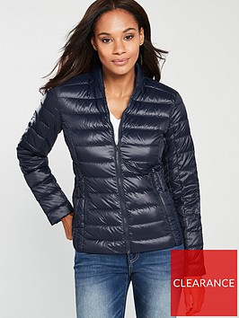 armani-exchange-nylon-down-jacket-navy