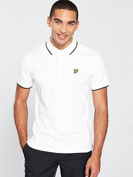 lyle-scott-golf-tipped-polo