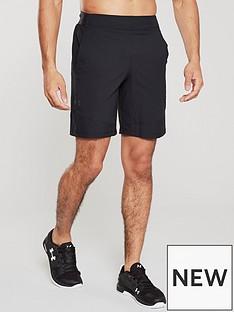 e19184b1e UNDER ARMOUR Vanish Woven Shorts - Black
