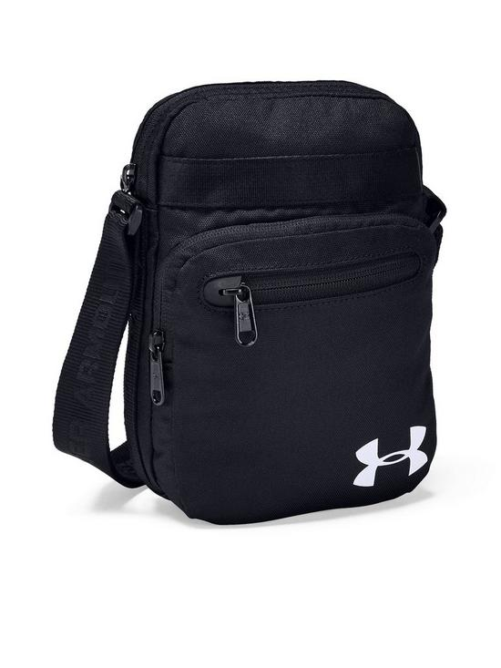 cd4d10012848 UNDER ARMOUR Crossbody Bag - Black