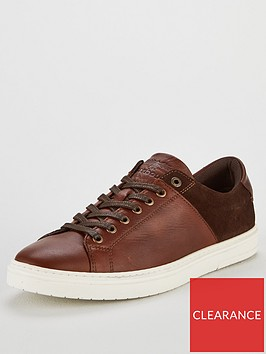 barbour-ariel-leather-trainer