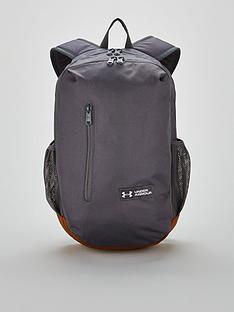 under-armour-roland-backpack-grey