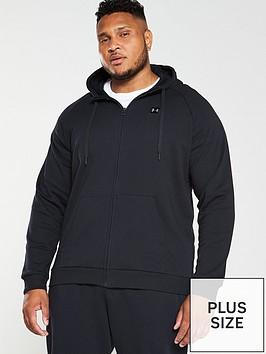 under-armour-plus-rival-fleece-full-zip-hoodienbsp--black