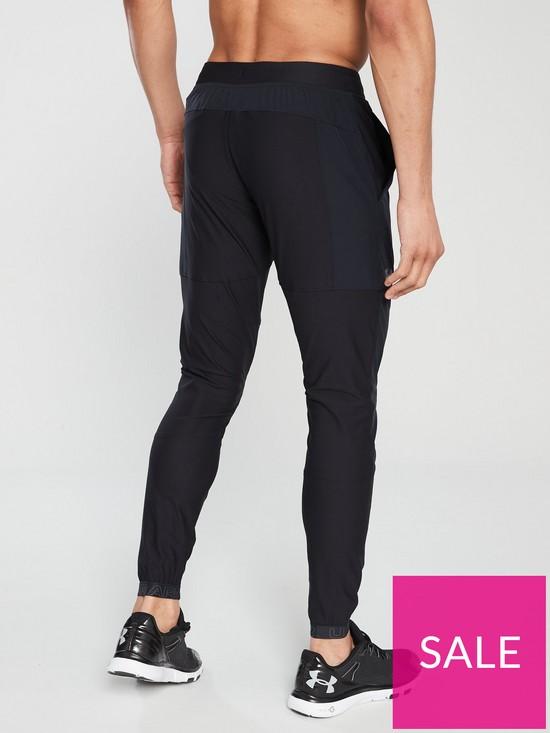 eae1ca7b3aa813 UNDER ARMOUR Vanish Hybrid Pants - Black   very.co.uk
