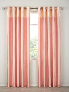 morgan-metallic-top-faux-silk-eyelet-curtains