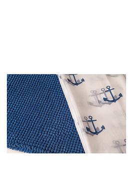 sabichi-anchor-shower-curtain-bath-mat-set