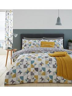 catherine-lansfield-retro-circles-duvet-cover-set