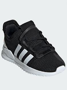 adidas-originals-u_path-run-infant-trainers-blackwhite