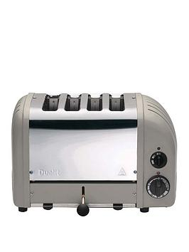 Dualit 47455 Classic 4-Slice Toaster – Shadow