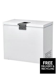 hoover-hmch-302-el-300-litre-chest-freezer-white