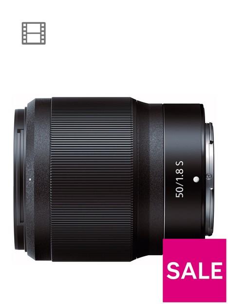 nikon-nikkor-z-50mm-f18-s-lens