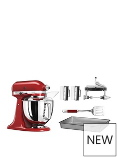 KitchenAid Artisan Stand Mixer - Veggie Bundle