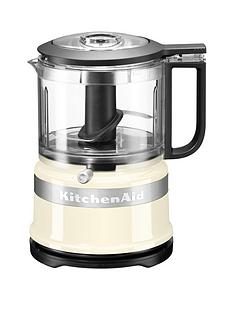 KitchenAid Mini Food Processor - Almond Cream