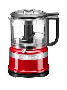KitchenAid Mini Food Processor - Empire Red