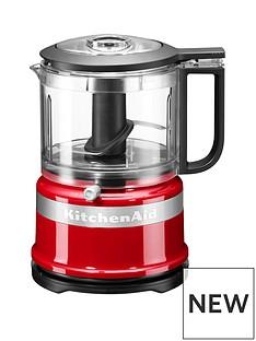 KitchenAid Mini Food Processor - Empire Red