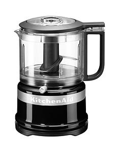 KitchenAid Mini Food Processor - Onyx Black