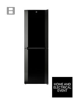 hoover-hmnb6182bk-60cm-wide-total-no-frost-fridge-freezer-black