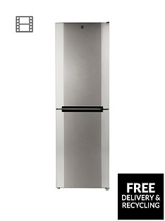 hoover-hmnb6182xk-60cm-total-no-frost-fridge-freezer-stainless-steel