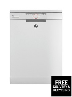Hoover AXIHDPN 1S643PW 16-Place Fullsize Dishwasher - White