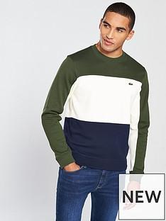lacoste-sportswear-colour-block-sweat