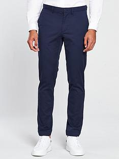 032a6288cac Lacoste Sportswear Classic Chinos - Navy