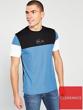 lacoste-colour-block-t-shirt-blue
