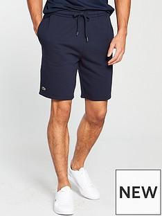 lacoste-fleece-tennis-shorts-navy