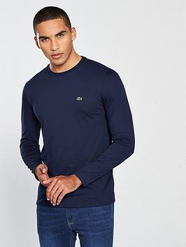 lacoste-sportswear-classic-long-sleeve-t-shirt-marine