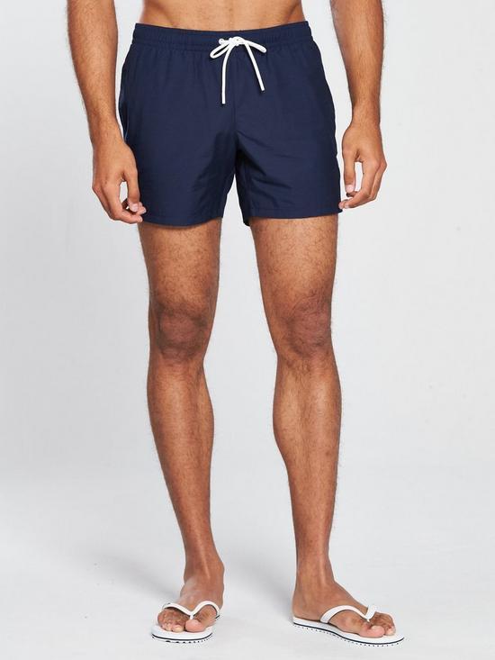 a17b38813c5e6 Lacoste Sportswear Sportswear Swim Shorts – Navy