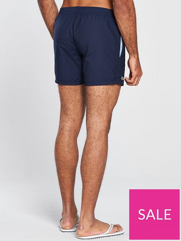58e5d942d6b8f Lacoste Sportswear Sportswear Swim Shorts – Navy | very.co.uk