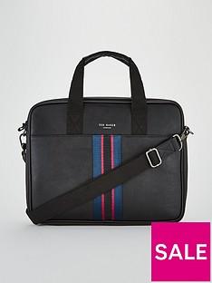 ted-baker-pollo-webbing-document-bag-black