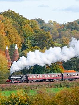 virgin-experience-days-steam-train-trip-on-the-spa-valley-railway-and-afternoon-tea-for-two