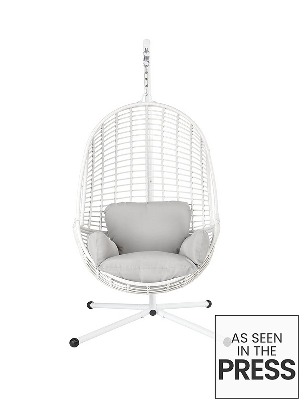 Portofino Hanging Egg Chair Very Co Uk