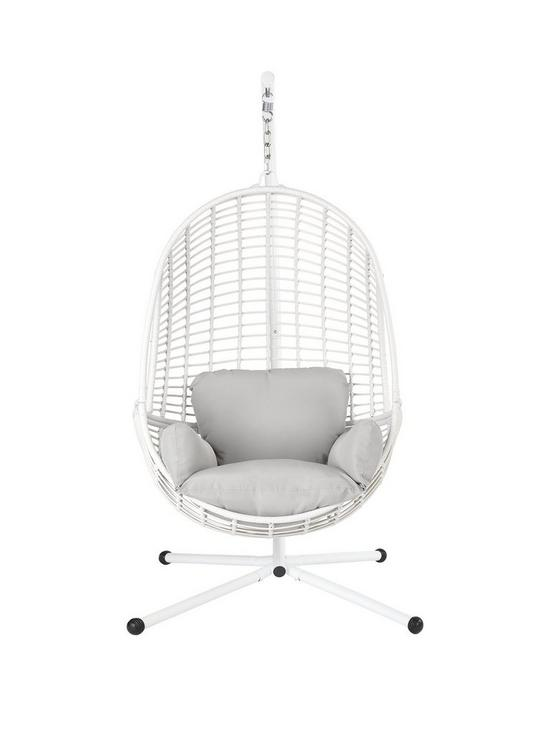 sc 1 st  Very & Portofino Hanging Egg Chair | very.co.uk