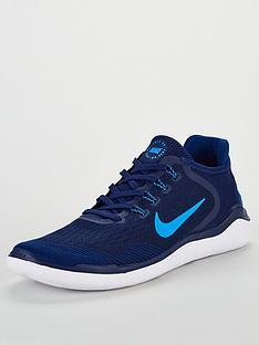 0cafa0962fcf Nike Free RN 2018 - Blue