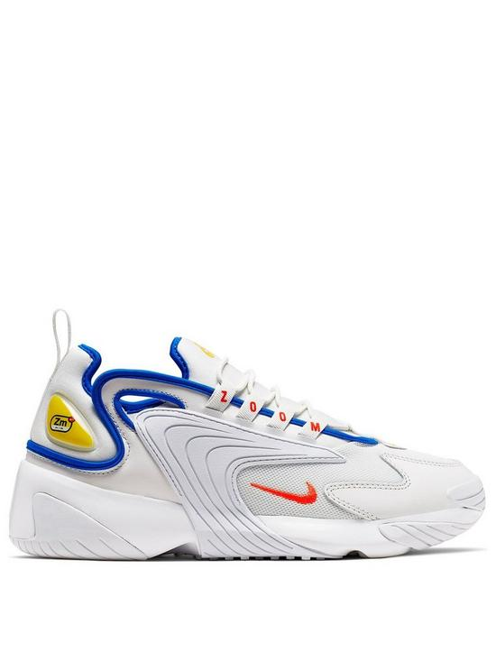 best service 19022 d99ce Nike Zoom 2K - Off White