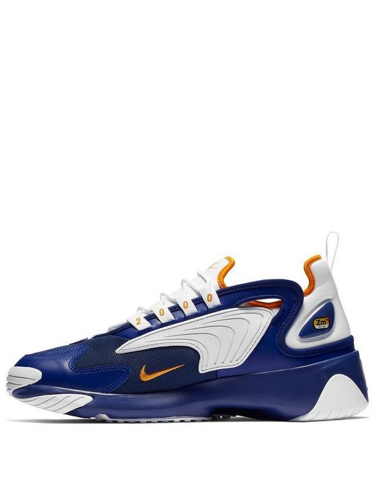 c5cb21b1cc5b Nike Zoom 2K - Blue White