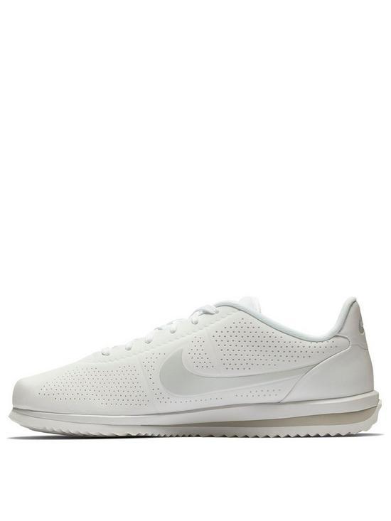 5a2c1154917b0b Nike Classic Cortez Ultra Moire - White