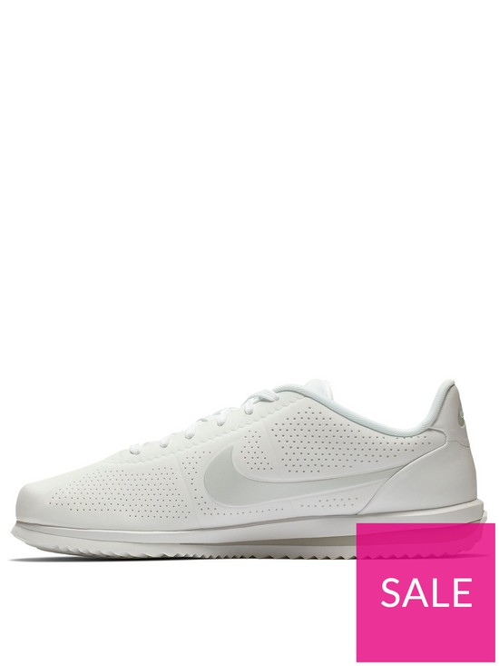 check out 8d8e1 d642f Nike Classic Cortez Ultra Moire - White