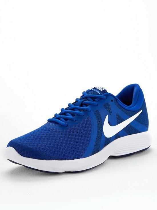 569bd18585dd4 Nike Revolution 4 EU - Blue White