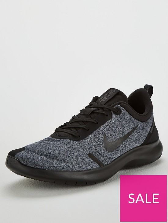 232d635895 Nike Flex Experience RN 8 - Black/Black | very.co.uk