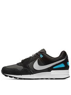 ea7bb933fb0d Nike Pegasus 89 - Black Blue