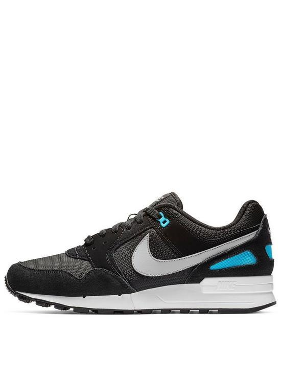 47e7314f70087 Nike Pegasus 89 - Black Blue