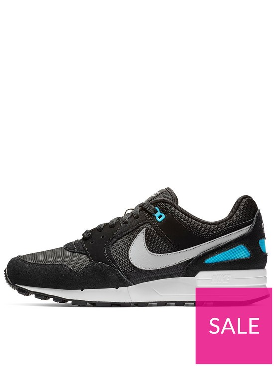 cheaper 1c48b c140e Nike Pegasus 89 - Black Blue