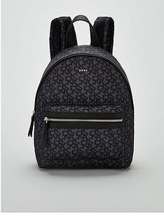 dkny-casey-logo-medium-backpack
