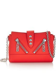 kenzo-kalifornia-mini-shoulder-bagnbsp--red