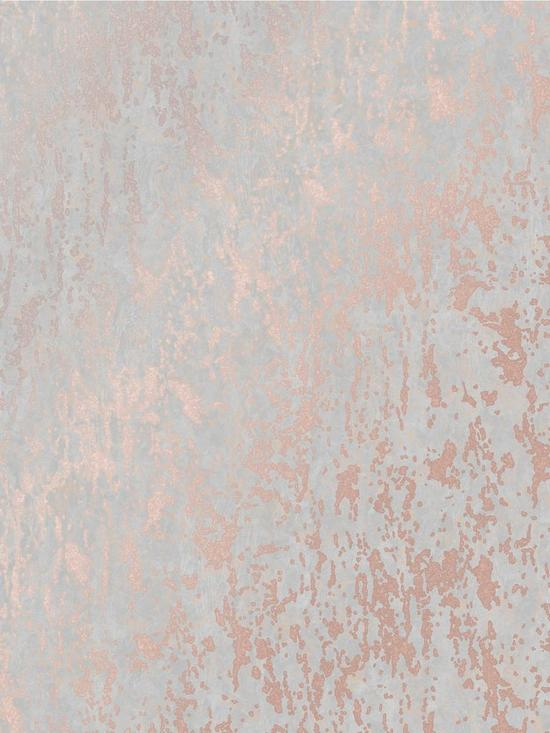 Superfresco Milan Rose Gold Wallpaper