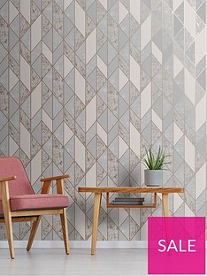 superfresco-milan-geo-wallpaper-ndash-rose-gold