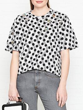 kenzo-jewel-embellished-spot-jersey-tee-white